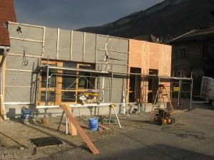 chantier  centre de loisirs- jannvier 2014